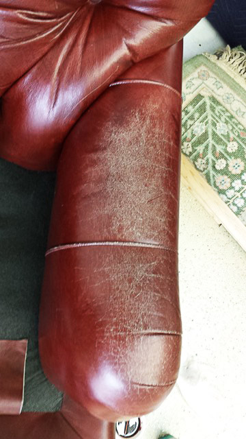 Leather-before