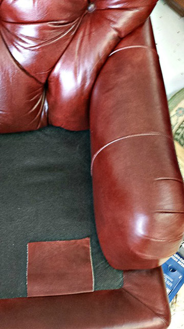 Leather-after